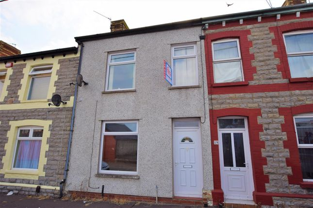Thumbnail Terraced house for sale in Bassett Street, Barry