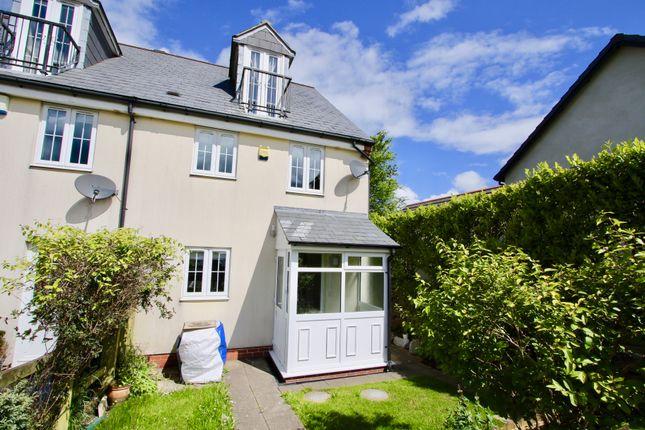 Thumbnail Terraced house for sale in Reddicliffe Mews, Lewdown