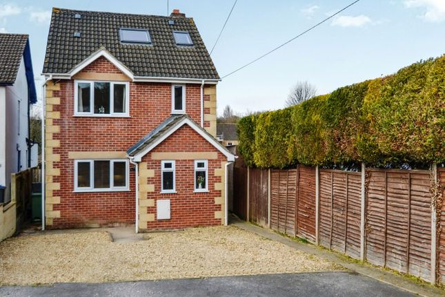 Thumbnail Detached house for sale in Rowden Hill, Chippenham