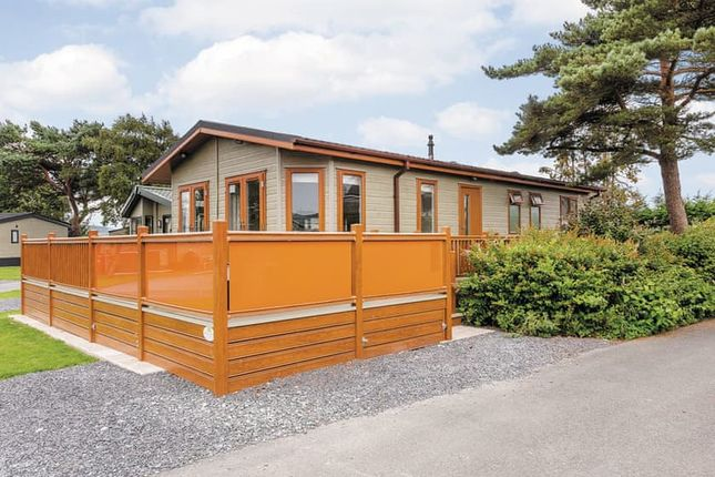 Thumbnail Lodge for sale in Levens, Kendal