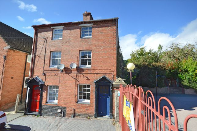 Thumbnail Terraced house for sale in Union Street, Newtown, Powys