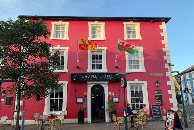 Thumbnail Commercial property for sale in Market Street, Aberaeron