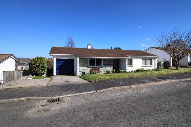 Thumbnail Detached bungalow for sale in Crescent Rise, Truro