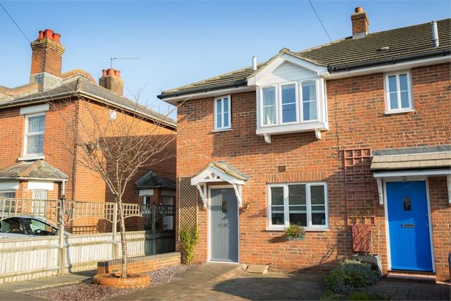 2 bed end terrace house for sale in Commercial Street, Bitterne Village, Southampton, Hampshire