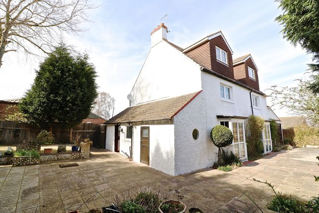 Thumbnail Detached house for sale in Pippins, Bexhill-On-Sea, East Sussex