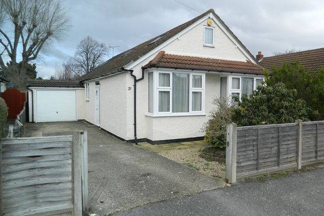 Thumbnail Detached bungalow for sale in Iona Crescent, Cippenham, Berkshire