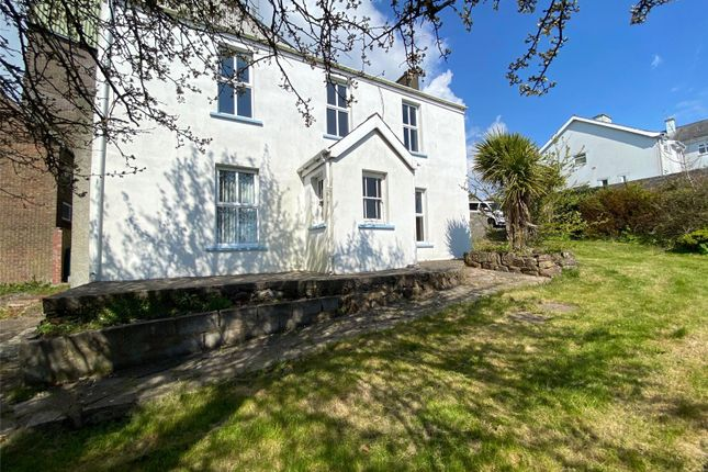 Thumbnail Land for sale in Cliff Cottage, Charles Street, Milford Haven, Pembrokeshire