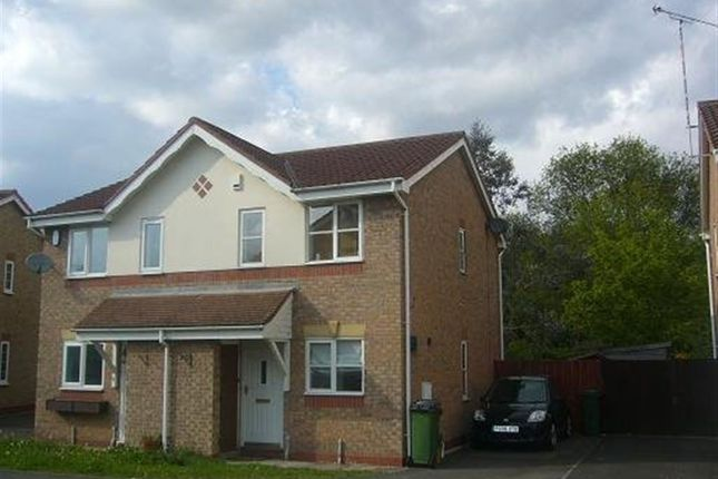 2 bed property to rent in Clare Grove, Thorpe Astley, Braunstone, Leicester