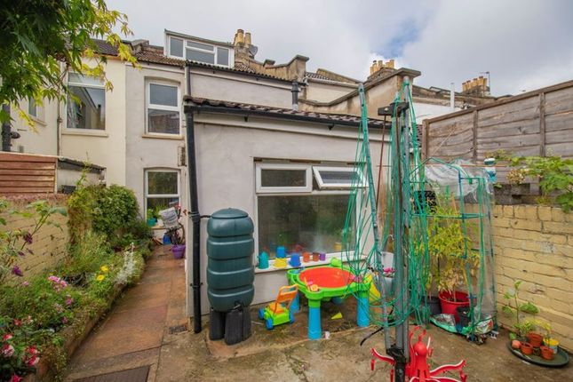 Garden of Prospect Avenue, Kingswood, Bristol BS15