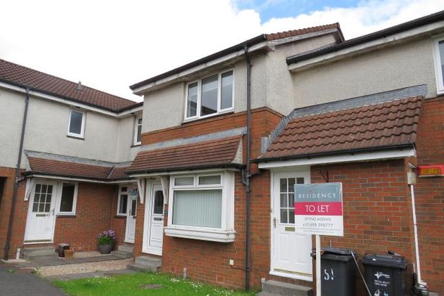 Thumbnail Flat to rent in Moorcroft Drive, Petersburn, Airdrie