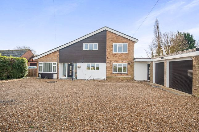 Thumbnail Detached house for sale in Horseshoe Road, Spalding