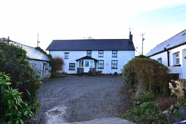 Thumbnail Farm for sale in Mydroilyn, Nr Aberaeron, Ceredigion