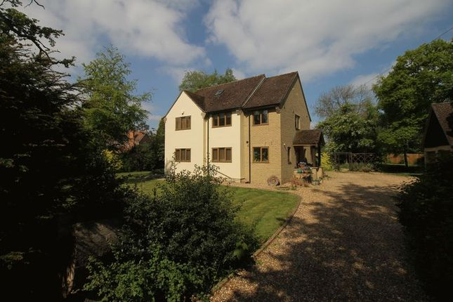 4 bed detached house for sale in Church Lane, Sharnbrook, Bedford