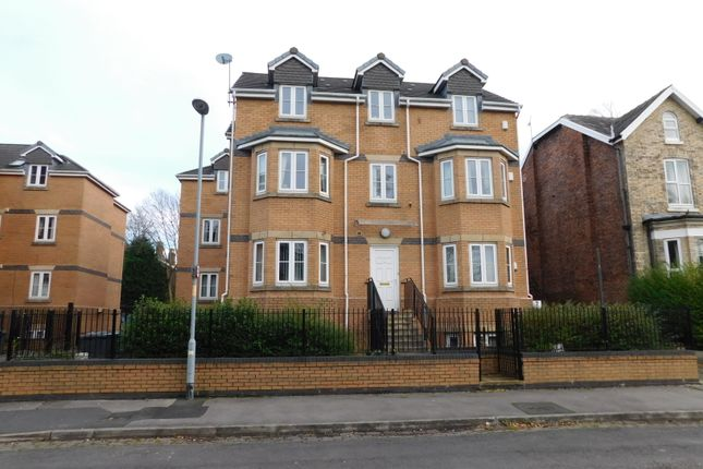 Thumbnail Flat to rent in Mitford Road, Withington, Manchester