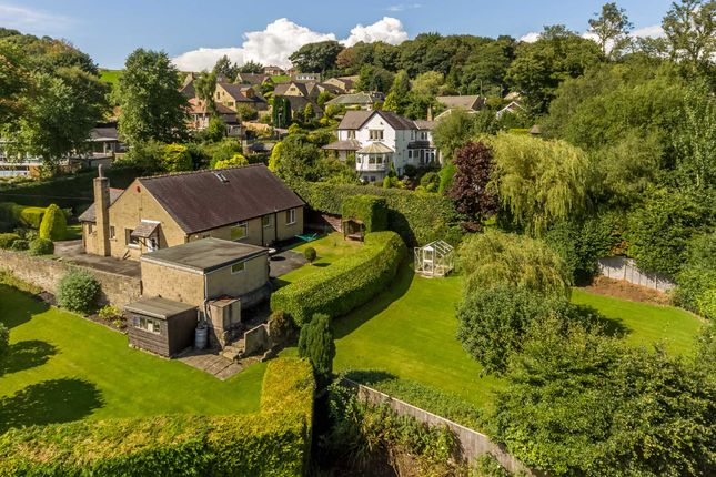 Thumbnail Detached bungalow for sale in New Road, Holmfirth