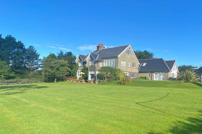 Thumbnail Detached house for sale in Cefn Llan Lane, Waunfawr, Aberystwyth