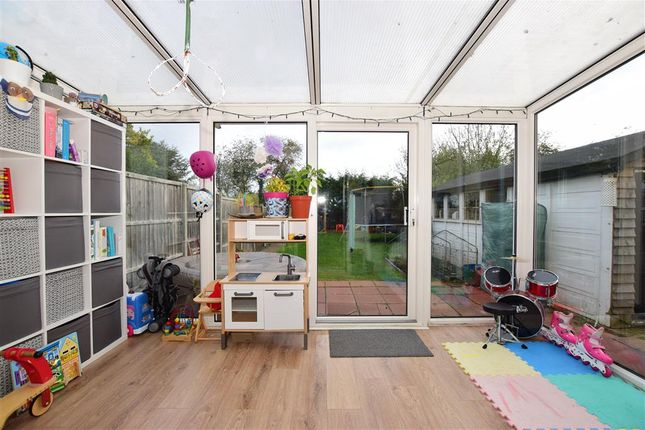 Conservatory of Gresham Road, Coxheath, Maidstone, Kent ME17