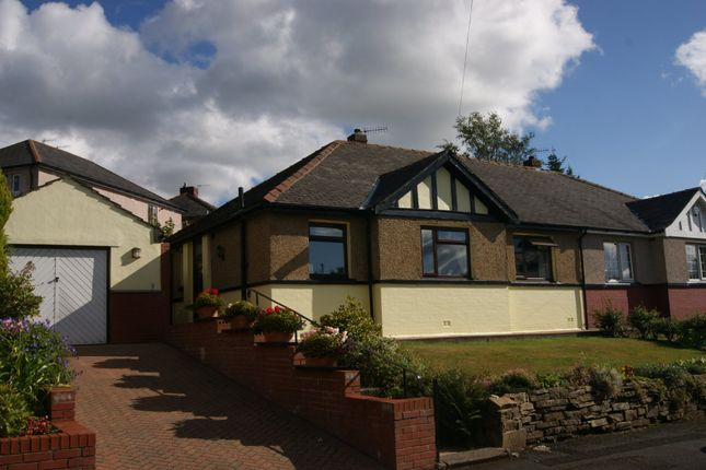 Thumbnail Semi-detached bungalow for sale in Castercliffe Road, Nelson