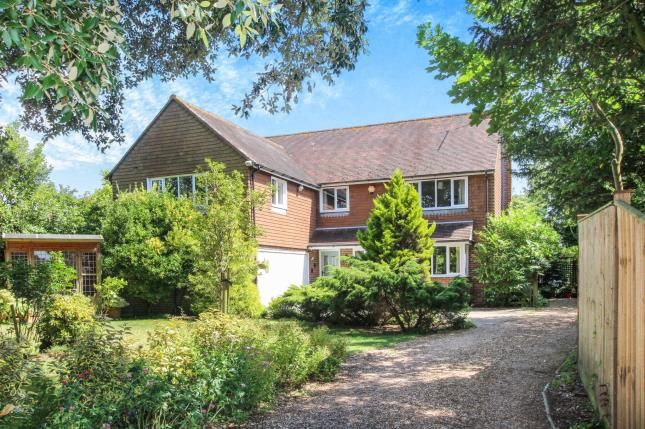 Thumbnail Detached house for sale in Coldharbour Lane, Patching, Worthing, West Sussex