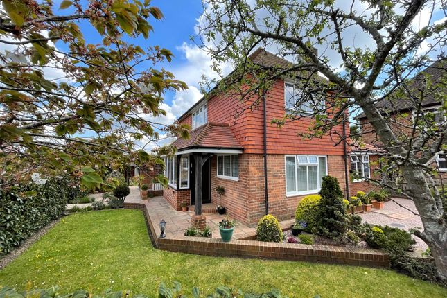 3 bed detached house for sale in Lindfield Road, Eastbourne, East Sussex BN22