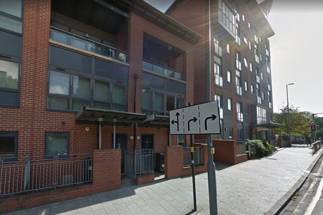 Thumbnail Town house to rent in Wheeleys Lane, Park Central