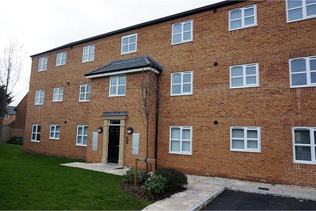Thumbnail Flat to rent in Gilbert Drive, Warrington