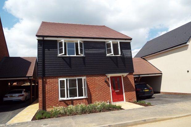 Thumbnail Property to rent in Herdwick Close, Bridgefield