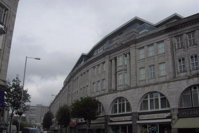 Thumbnail Flat to rent in Castle Lofts, Castle Street, Swansea