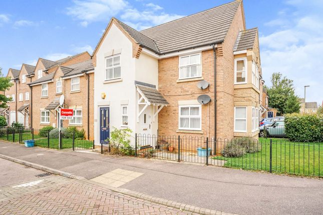 Thumbnail Flat for sale in Bryony Road, Bicester