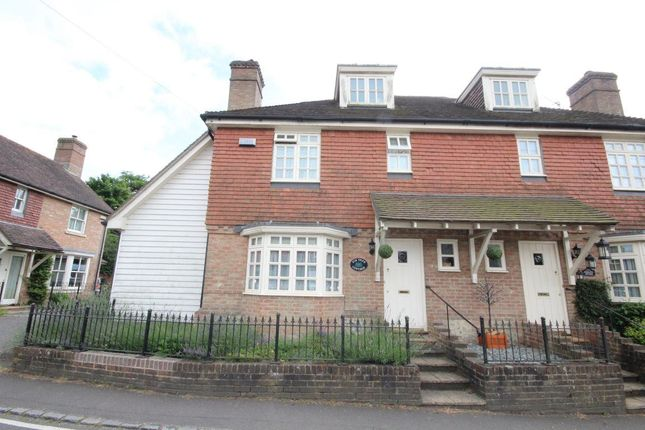 Thumbnail Semi-detached house to rent in High Street, Blackboys, Uckfield