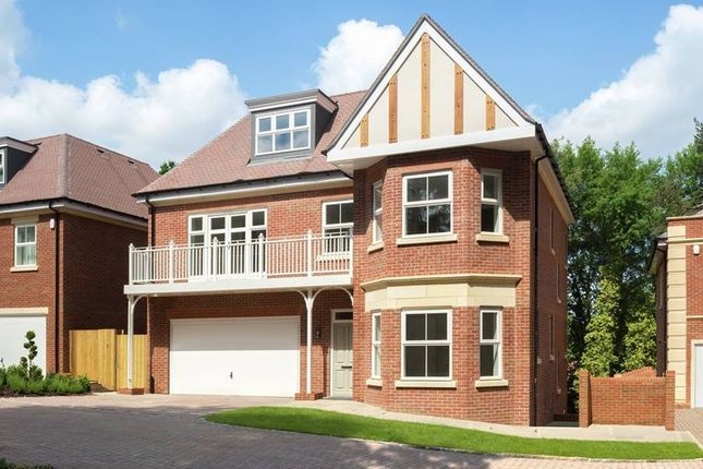 "Thumbnail Detached house for sale in ""Chestnut House"" at London Road, Sunningdale, Ascot"