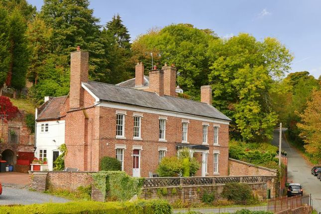 Thumbnail Detached house for sale in Darby Road, Coalbrookdale, Telford