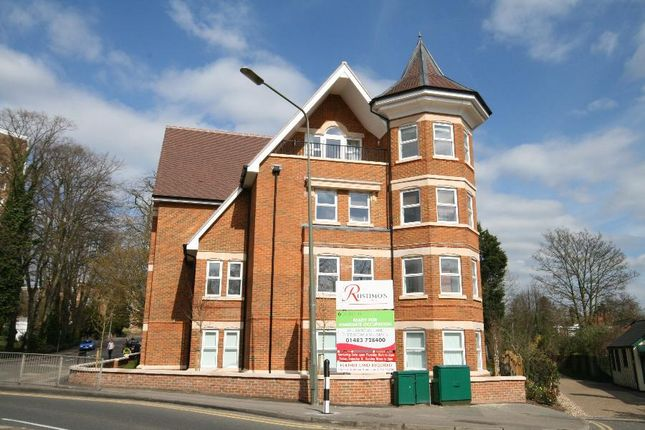 Thumbnail Flat to rent in Constitution Hill, Woking, Surrey
