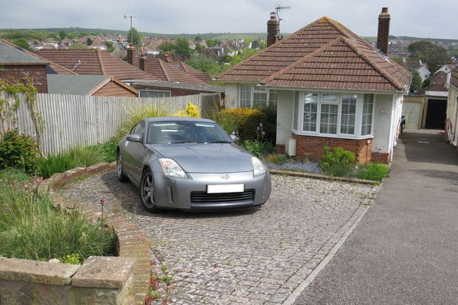 Thumbnail Detached bungalow for sale in Oakdene Crescent, Portslade, Brighton