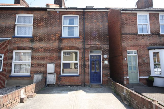 Thumbnail Semi-detached house to rent in Park Avenue, Chelmsford