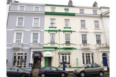 Thumbnail Hotel/guest house for sale in Ashgrove House Bed And Breakfast, 218 Citadel Road, The Hoe, Plymouth, Devon