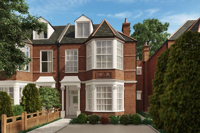 5 bed terraced house for sale in Shooters Hill Road, London