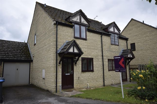 Thumbnail Semi-detached house to rent in Bury Mead, Stanton Harcourt