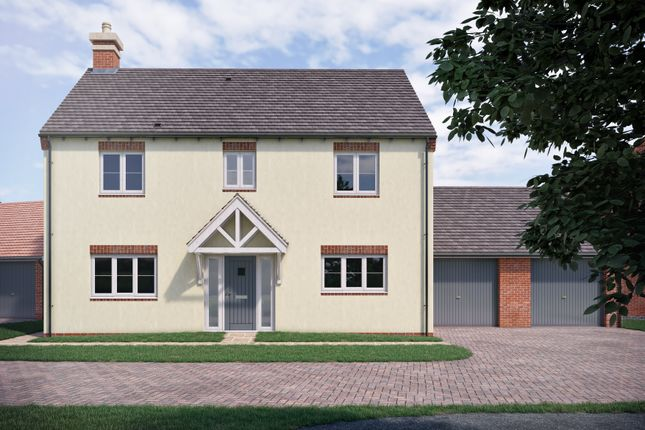 4 bed detached house for sale in Aubries, Walkern SG2