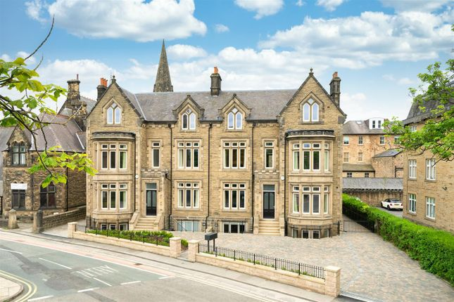 Thumbnail Flat to rent in North Park Road, Harrogate