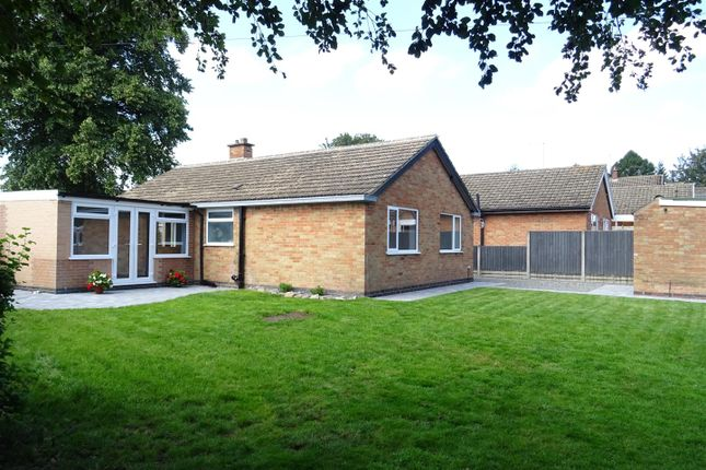 Rear Garden of Manor Road, Heather, Leicestershire LE67