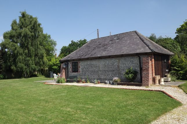 Thumbnail Equestrian property for sale in Old Road, Magham Down