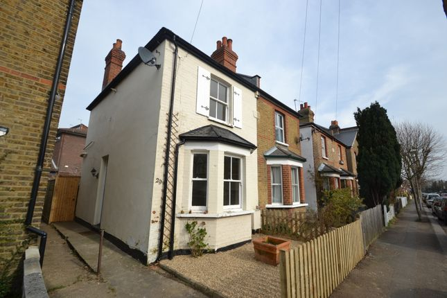 Thumbnail Semi-detached house to rent in Beaconsfield Road, Surbiton