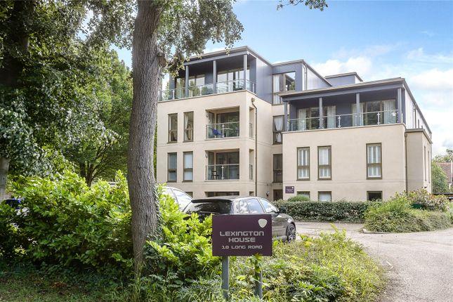 Thumbnail Flat to rent in Lexington House, 10 Long Road, Cambridge