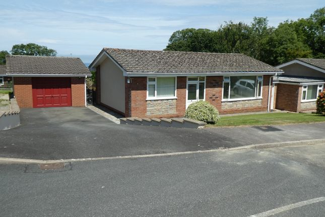 Thumbnail Detached bungalow for sale in Cwmhalen, New Quay