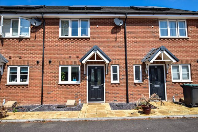 Thumbnail Terraced house for sale in Cunningham Way, Leavesden, Watford, Hertfordshire