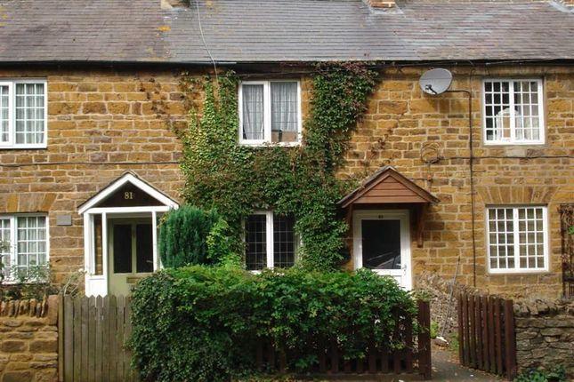 Thumbnail Terraced house to rent in Northampton Road, Brixworth, Northampton