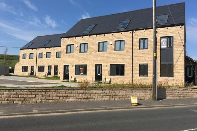 Thumbnail Town house for sale in Higher Pastures, Huddersfield Road, Scouthead, Saddleworth