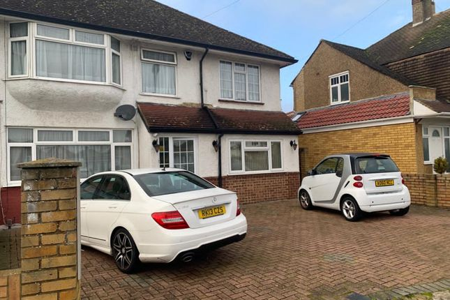 5 bed semi-detached house for sale in Oakington Avenue, Hayes UB3