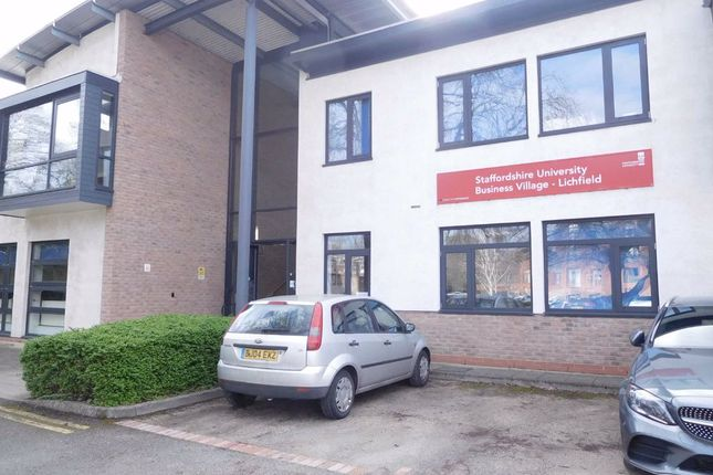 Thumbnail Office to let in The Friary, Lichfield, Staffordshire